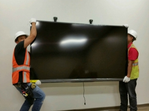 TV mounting services NYC